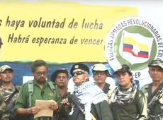 Colômbia: Grupo de comandantes das FARC-EP anuncia retorno à luta armada