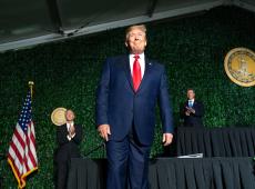 Trump assina acordo com UE para exportação de carne bovina