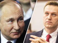 Navalny afirma que amigos do Kremlin financiaram palácio em troca de impunidade