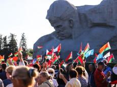 """Forças externas querem """"banho de sangue"""" na Bielorrússia, alerta chanceler russo"""