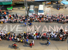 ONU pede medidas 'imediatas' para cessar repressão contra população em Mianmar