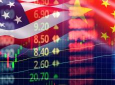 Guerra comercial entre Estados Unidos e China penaliza empresas asiáticas e europeias