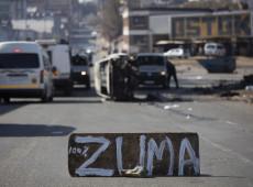 África do Sul: Prisão de Jacob Zuma gera onda de violência; ex-presidente denuncia perseguição política