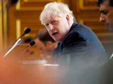 Premiê britânico, Boris Johnson parabeniza Joe Biden por vitória nos EUA