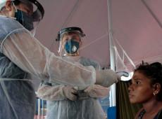 Notas Internacionais: Brasil é o terceiro país do mundo em mortes por covid-19