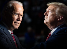 Biden e Trump protagonizarão uma disputa eleitoral contaminada de coronavírus