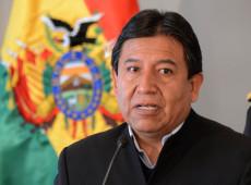 Choquehuanca: declarações de Elon Musk mostram que golpe foi orquestrado pelos EUA