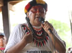 Activista indígena brasileño Davi Kopenawa gana Premio Nobel alternativo