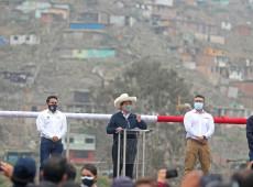 Assassinos, delinquentes e mentirosos: eis os ministros de Castillo para a mídia do Peru
