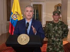 Colômbia: Contra protestos, Duque coloca militares nas ruas