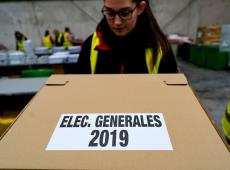 Espanha viverá segundas eleições gerais em menos de um ano neste fim de semana