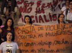 Pesquisa mostra que 8 mulheres foram agredidas por minuto no Brasil em 2020