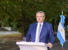 Argentina: Fernández rebate Bolsonaro sobre papel dos militares na pandemia