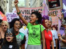8M: Mulheres vão às ruas do Brasil contra governo de Bolsonaro