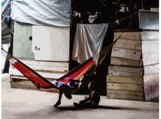 Comunidade de indígenas e migrantes venezuelanos sofre ameaça de despejo em RO