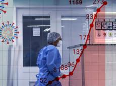 Num mar de incertezas, sobrecarga e colapso, profissionais de saúde continuam a remar