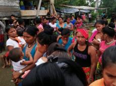ONU solicita medidas urgentes para população indígena no Chocó, Colômbia