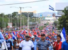 Nicarágua comemora 42 anos da Revolução Sandinista com atos públicos
