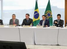 Novo golpe para Bolsonaro, diz The Guardian sobre vídeo de reunião ministerial