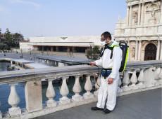 Itália passa de 190 mil casos, mas contágios ativos caem