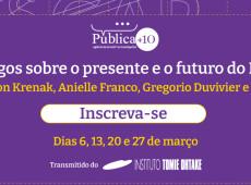 Agência Pública celebra 10 anos de existência com debates sobre o futuro do Brasil