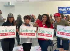 Como Trump e Biden disputam o voto latino?