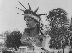 Hoje na História - 1885: Estátua da Liberdade chega a Nova Iorque
