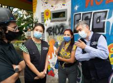 Colômbia: CIDH relata preocupação pelo 'uso desproporcional da força' policial em protestos