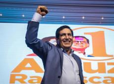 Com 97% das urnas apuradas, Equador caminha para segundo turno sem a direita