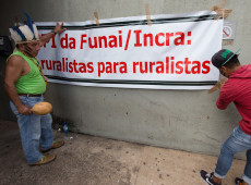 Indígenas repudiam acusações e denunciam aparelhamento da FUNAI por ruralistas