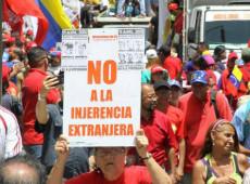 Sanções dos EUA contra a Venezuela caracteriza prática de terrorismo de estado