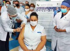 """""""Vacina do povo"""": Batalha política por democratização dos imunizantes divide os EUA"""