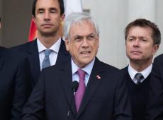 Piñera é acusado de intervir e dificultar trabalho dos deputados constituintes no Chile