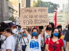 """A cada dia que passa, brasileiros vão tomando maior consciência da política sanitária """"negacionista"""" adotada por Bolsonaro"""