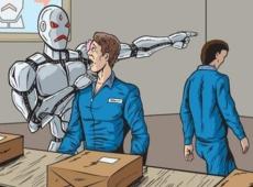 A vida está difícil: lide com isso. Inteligência artificial dispensará trabalho humano