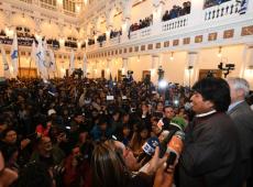 Eleições na Bolívia: Evo Morales conta com votos do campo para vencer no primeiro turno