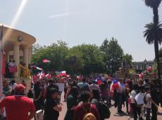 Chile: Mesa Unidad Social repudia o acordo dos partidos com o governo e mantém protestos nas ruas