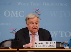 Secretário-geral da ONU critica países que 'ainda ignoram' orientações da OMS