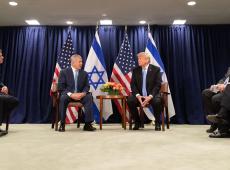 Plano de Trump e Netanyahu é inaceitável e agrava a já tensa situação no Oriente Médio