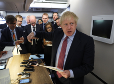 As apostas de Boris Johnson