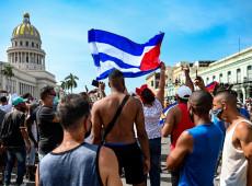 Análise: protestos em Cuba contra governo tiveram ação estrangeira e foram alimentados nas redes por robôs