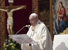 Vacina é patrimônio da humanidade, não de um país, diz Papa