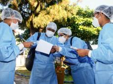 Máscaras usadas por trabalhadores da saúde não são adaptadas para mulheres, diz estudo