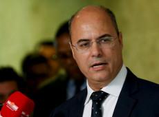 No RJ, deputados aprovam impeachment do governador Witzel por 69 votos a zero