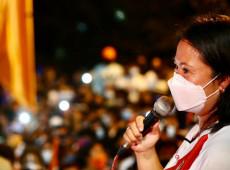 Justiça peruana recusa pedido de prisão preventiva contra Keiko Fujimori