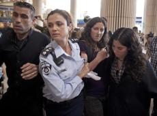 """Ativistas da """"Flytilla"""" contam como entraram em Israel apesar de proibição"""