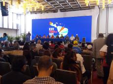Parlamentares do mundo inteiro manifestam solidariedade com a Venezuela