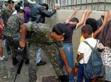 Aberta a temporada de caça aos pobres no Brasil