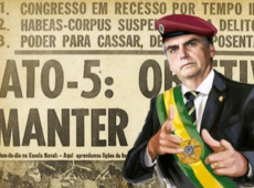 Fantasma da ditadura civil-militar sobre a democracia brasileira, AI-5 completa 51 anos