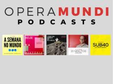 Informação, análise, história, entrevistas: conheça os podcasts de Opera Mundi